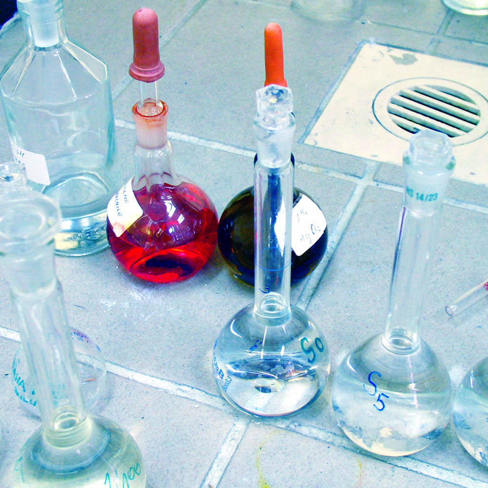 Liberal Arts and Science: Chemistry Option - CHM.AS