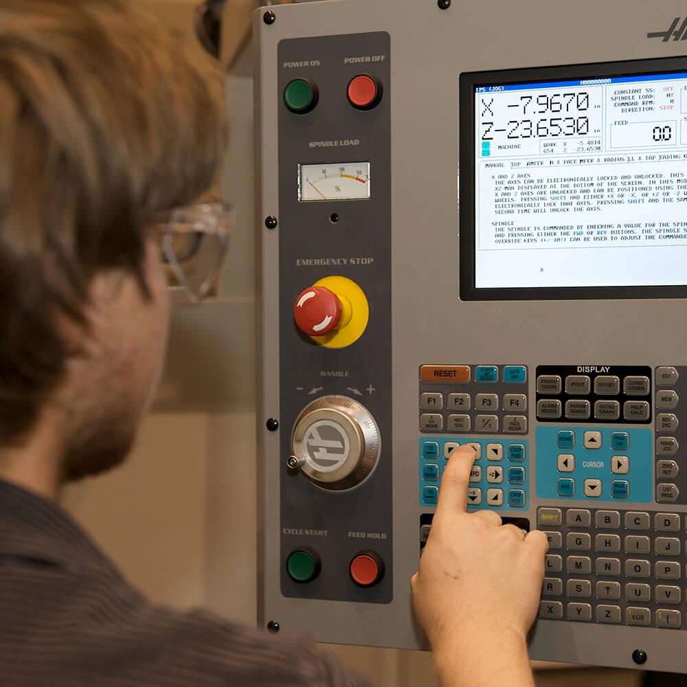 Precision Machining Technology Certificate