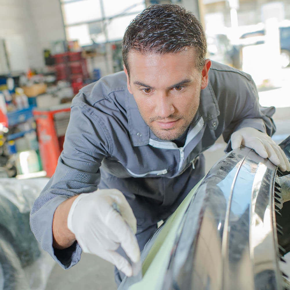 Auto Collision Repair and Refinishing Technology