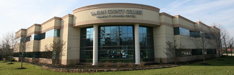 Camden County College's William G. Rohrer Center