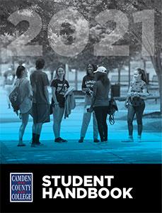 2021 Student Handbook Cover