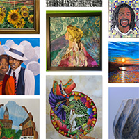 Call for entries 55th annual Camden County Senior Citizens Juried Art Exhibition