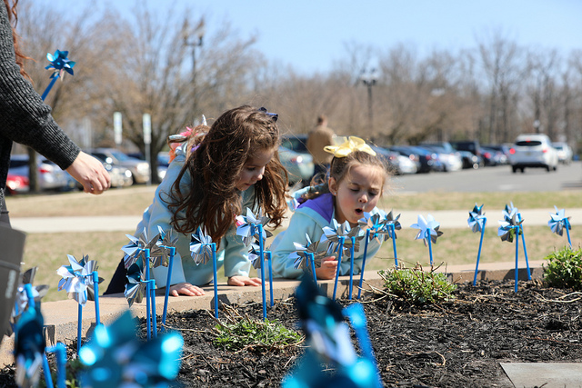 Camden County College marks National Child Abuse Prevention and Awareness Month