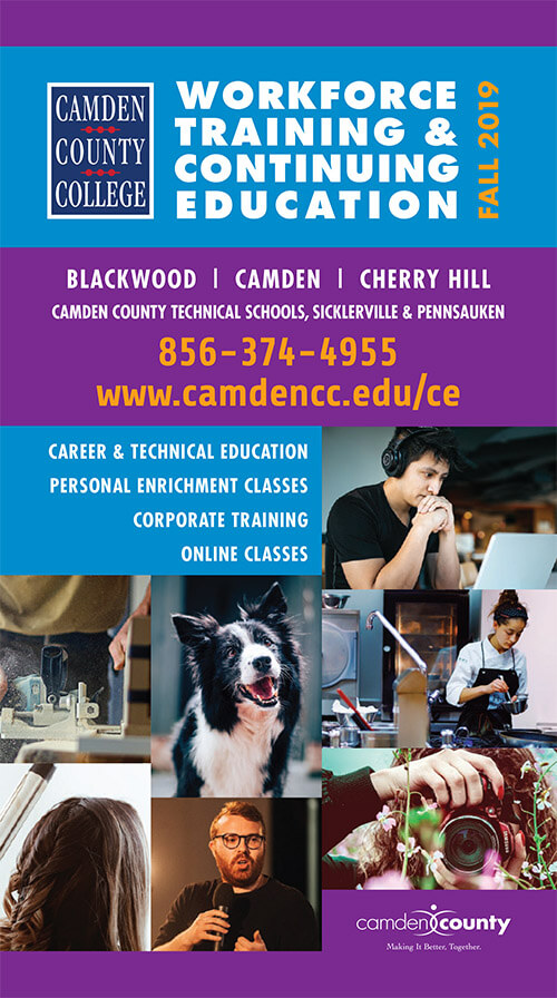 Cover of the C.E. Tab for Fall 2018