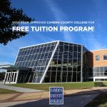 Governor Approves Camden County College for Free Tuition Program