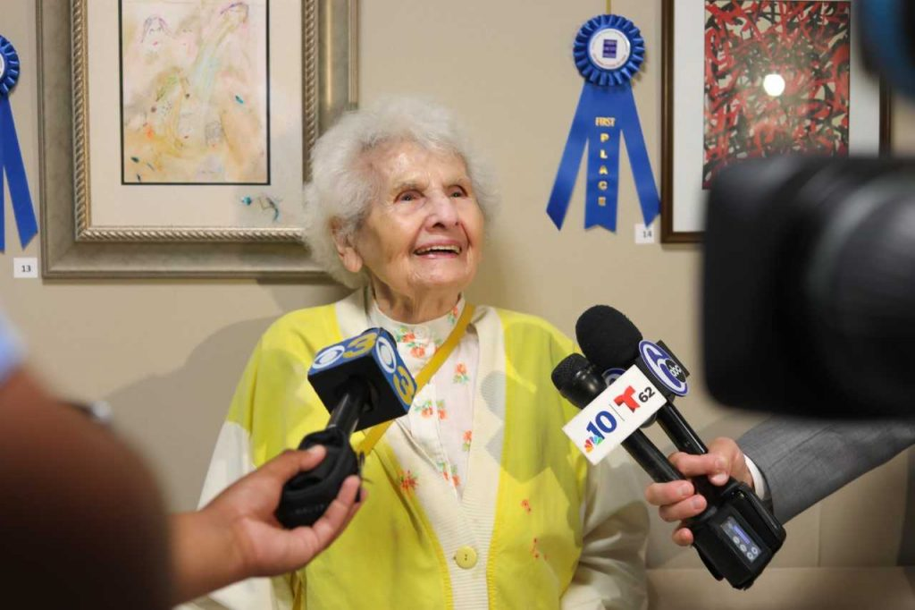 Senior Citizens Juried Art Contest and Exhibition