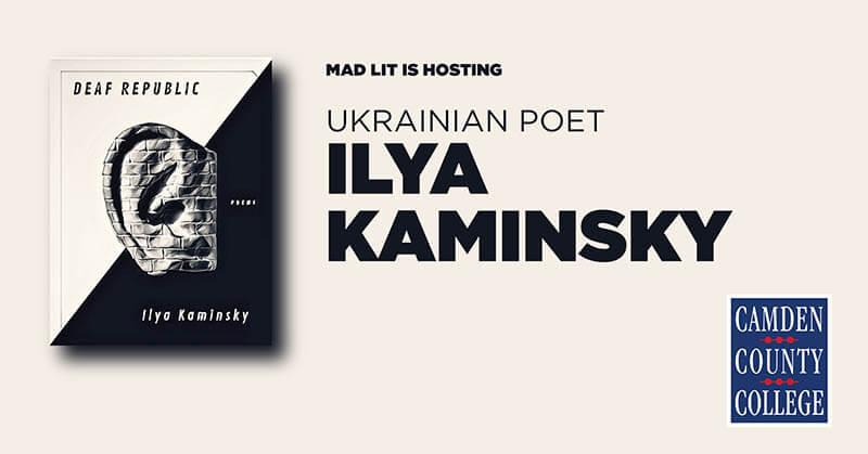 An Evening of Poetry with Ilya Kaminsky