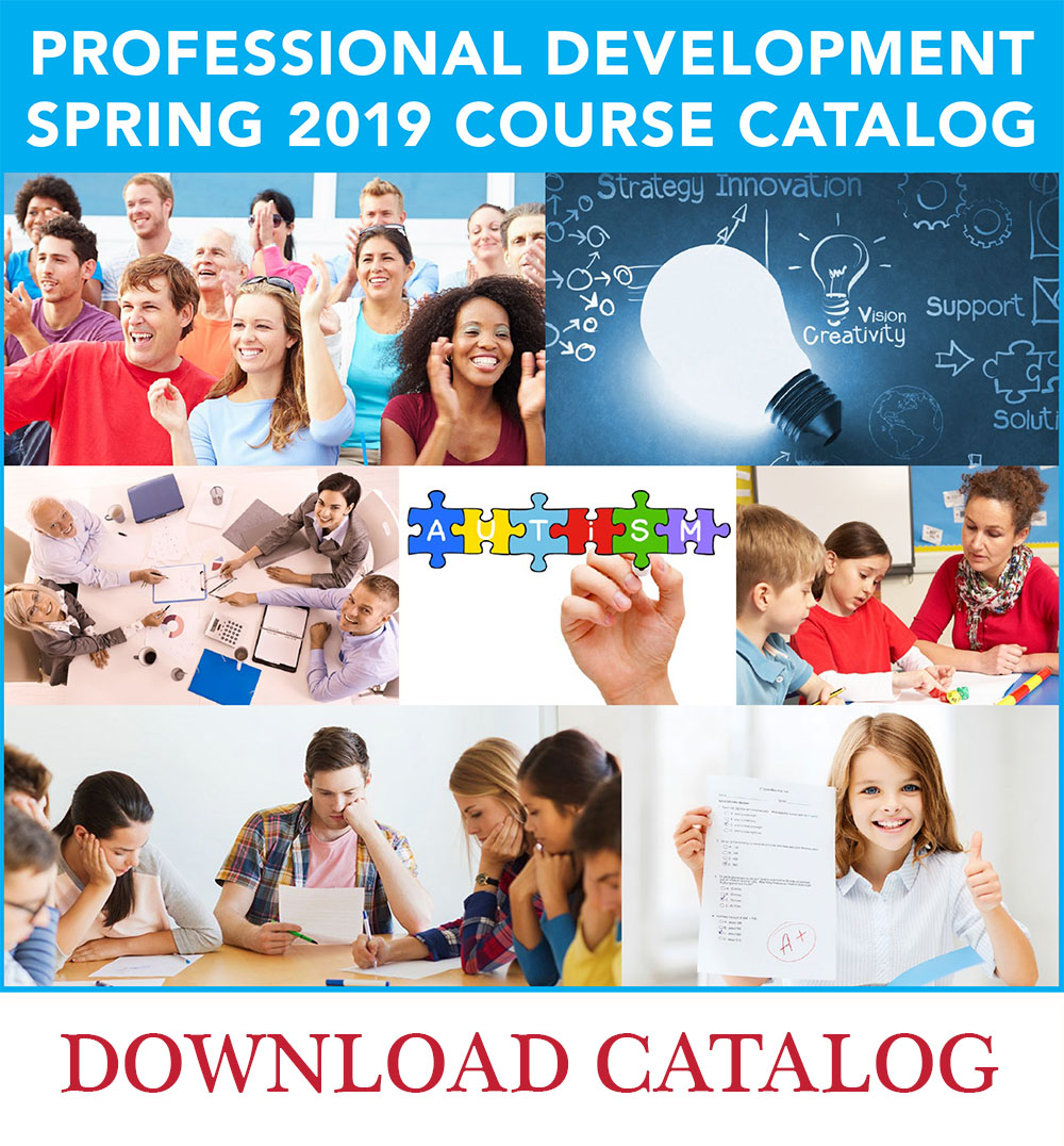 School Services Catalog 2019