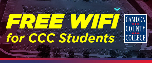 Free Wifi for CCC Students