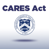 CARES Act funding available for Fall 2020 expenses