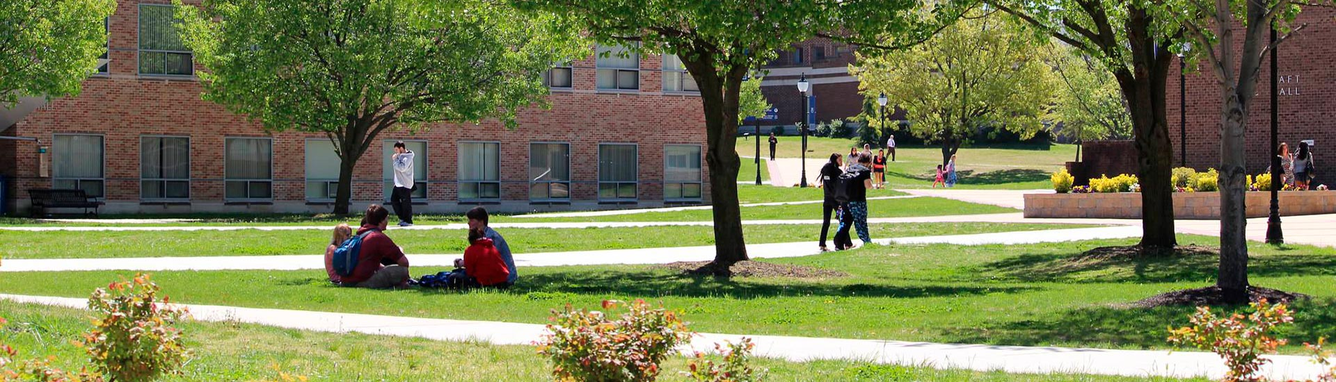 ccc students on the blackwood campus