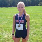 CCC Runner, Sara Loew, Named National Athlete of the Week