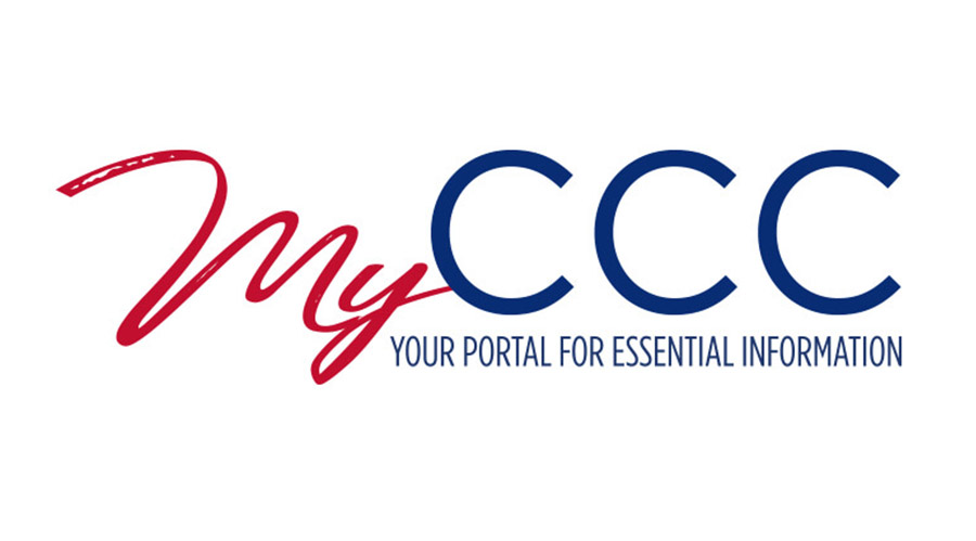 myCCC - You portal for essential information