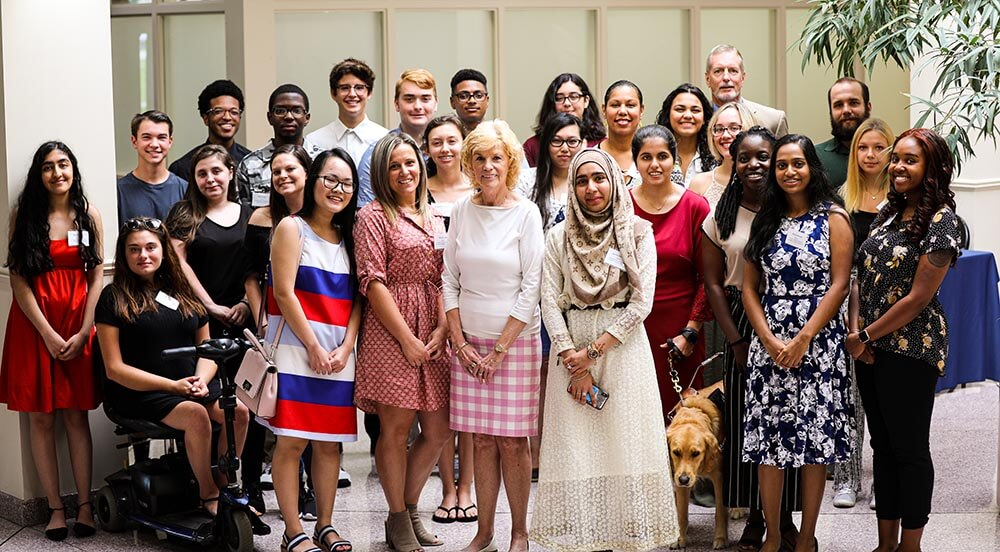 CCC Foundation Congratulates Scholarship Recipients