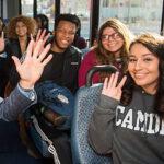 Student Shuttle Service Returns