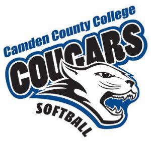 Cougars Athletics Softball Logo