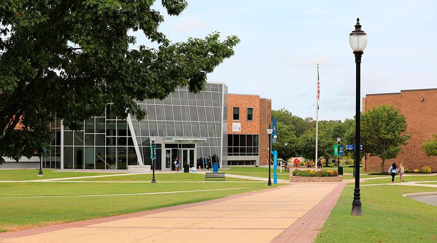 Camden County College's Blackwood Campus